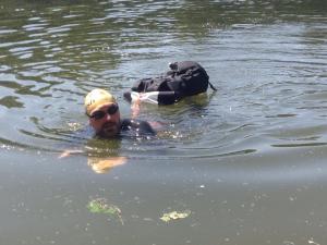 Günter swim